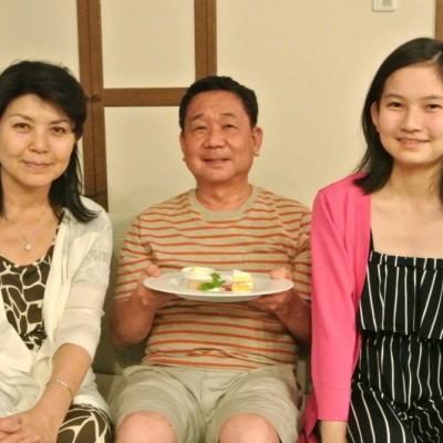 Happy Birthday in伊豆高原
