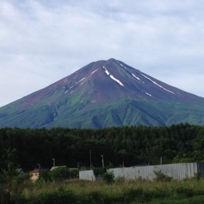 富士山 山開き