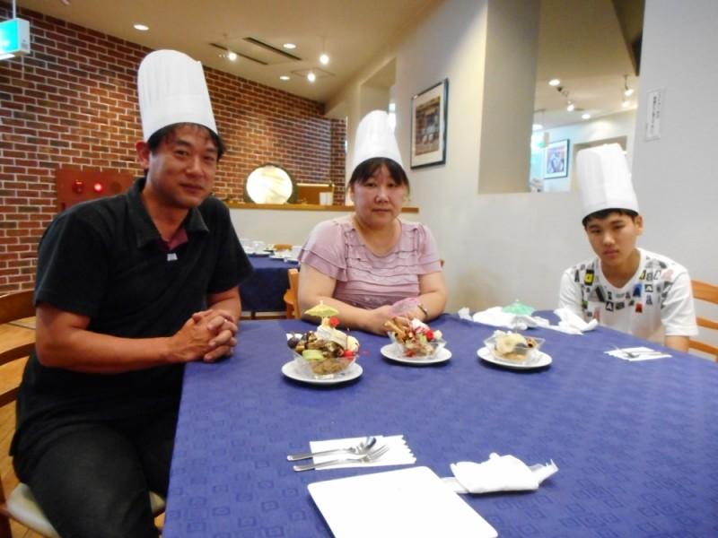 清水family