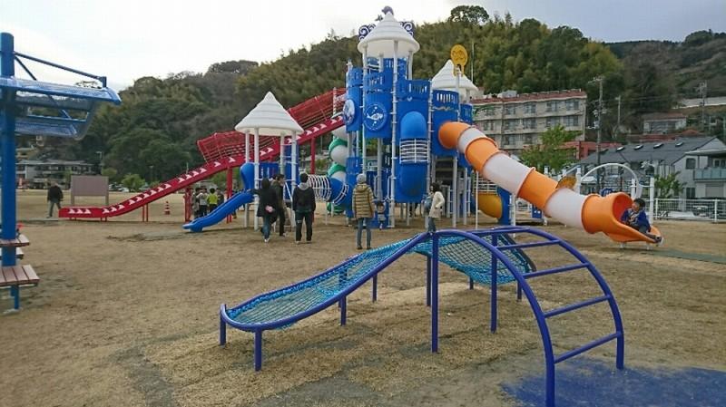 長浜海浜公園①