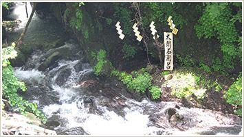 ≪画像⑧≫太閤石風呂1