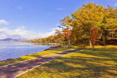 20190920_山中湖_緑地公園