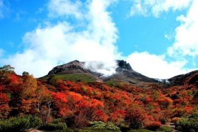 茶臼岳写真