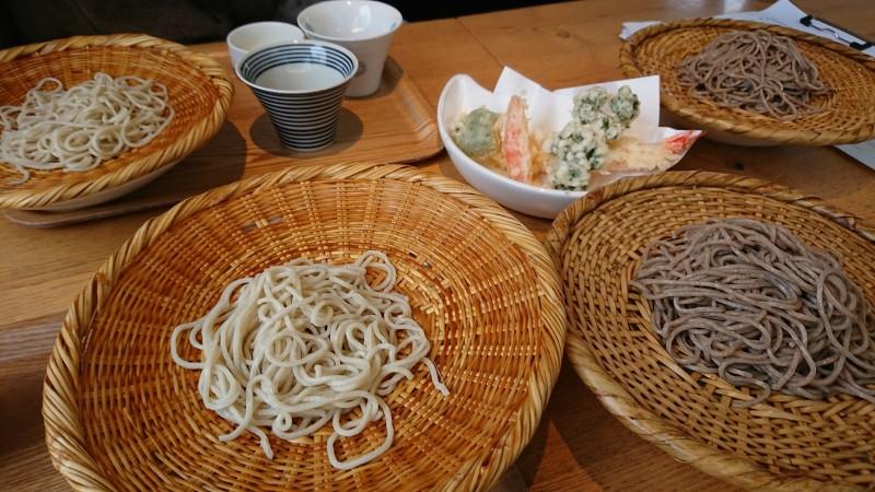 蓼科ブログ11月23日掲載お蕎麦