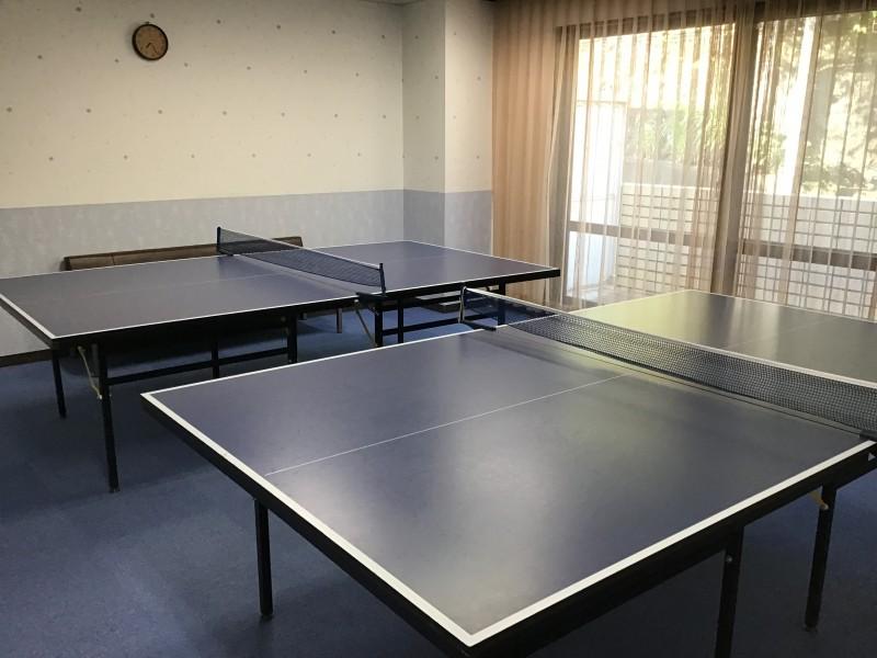 画像1 卓球室